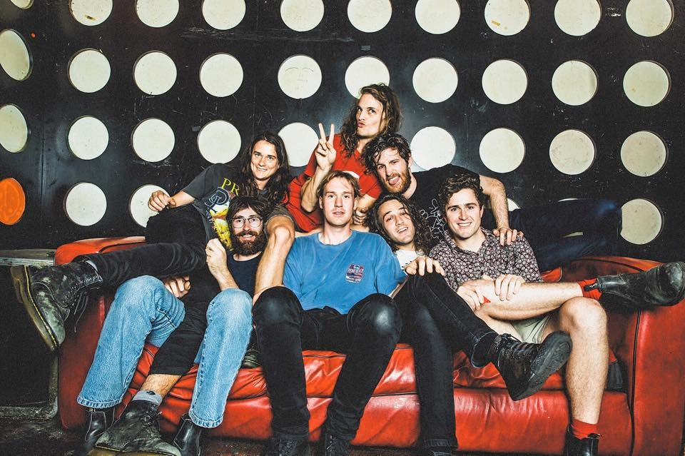 King Gizzard & The Lizard Wizard - photo credit artists Facebook / Pooneh Ghana