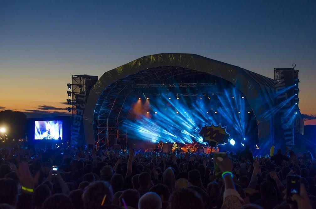 Noel Gallagher headlining Y Not Festival