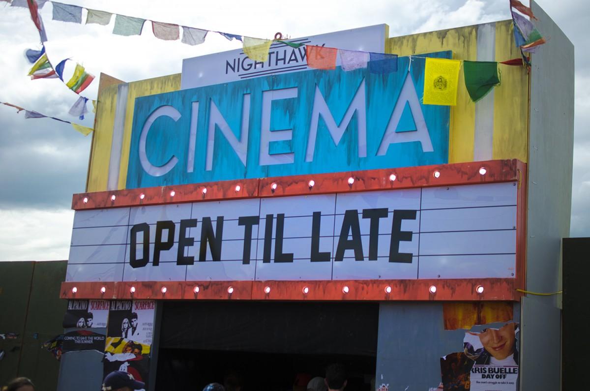 Y Not Festival Cinema