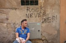 Morrissey rock never dies