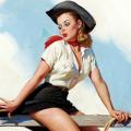 Rodeo Girl Cover Art