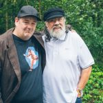 Johnny Vegas and Ricky Tomlinson