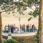 The look out at Portmeirion