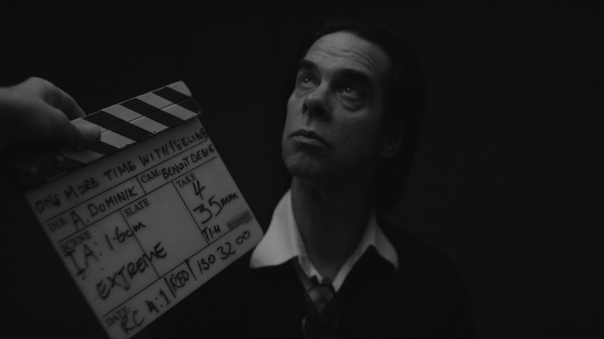 Nick Cave's One More Time with feeling