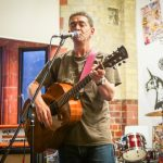 Michael Head at The Florrie