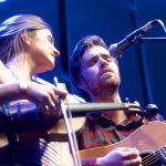 Hannah Fisher and Sorren Maclean