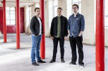 GoGo Penguin take to the road. Photo credit MANOX