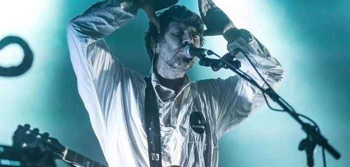 Liverpool Psych Fest 2016 review featuring Super Furry Animals, The Horrors and more: Camp and Furnace, Blade Factory, District