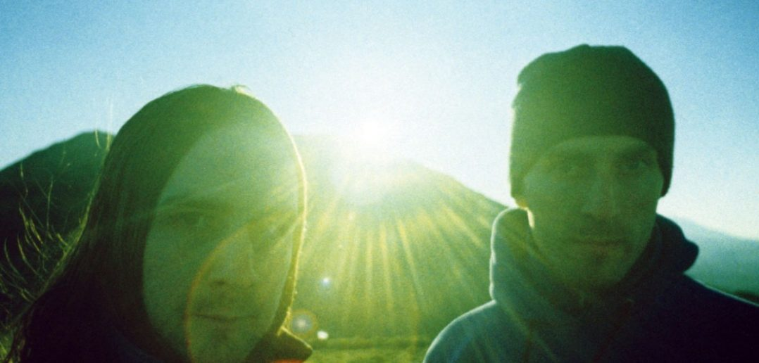 Boards of Canada - pic from artist's Facebook