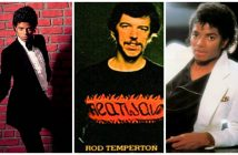 Rod Temperton wrote many of the hits on Jackson's Off The Wall and Thriller albums