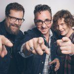 John Grant, Richard Hawley and Bill Ryder-Jones post Sensoria Festival