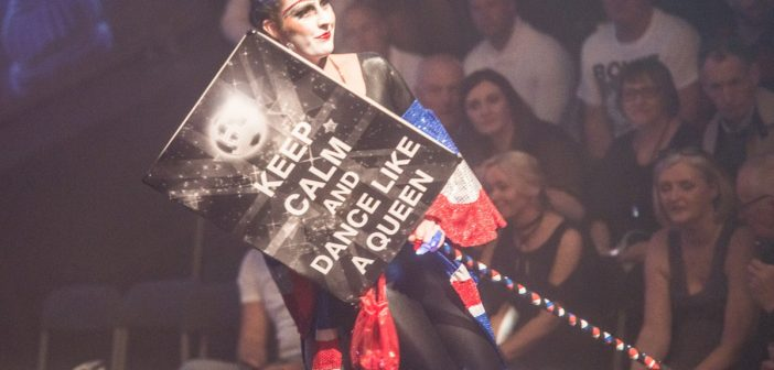 The Iconic Ball – Vogue Ball 2016: Invisible Wind Factory, Liverpool