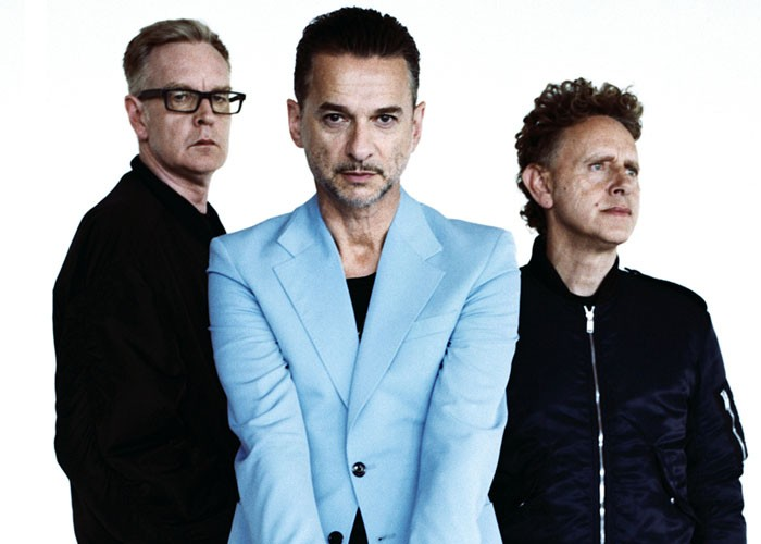 Depeche Mode (photo credit: Anton Corbijn)