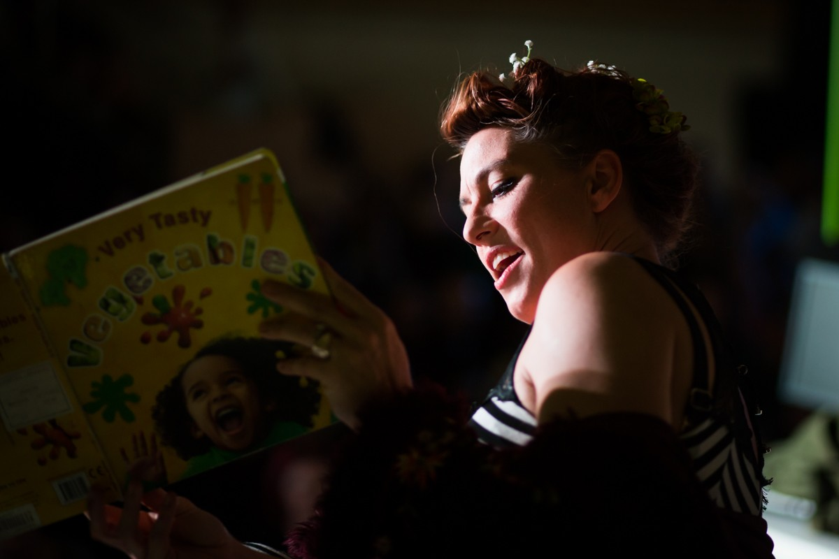 Amanda Palmer (photo credit: Peter Goodbody)