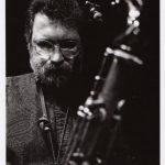 Evan Parker Bluecoat