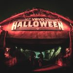 Vevo Halloween entrance