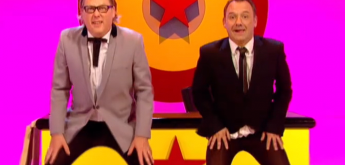 Vic and Bob – 25 years of the kings of silly