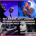 The GIT Award 2017 launch at Liverpool Music Week