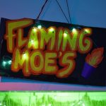 Happiness is just a Flaming Moe away