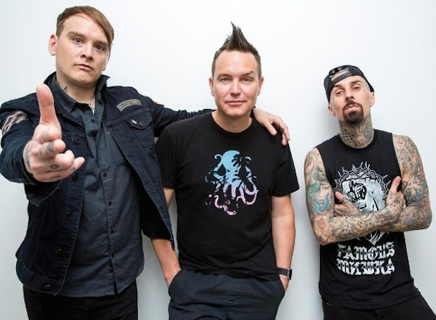Blink 182 - image from Stereogum.com