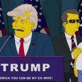 The Simpsons - NOT predicting Trump