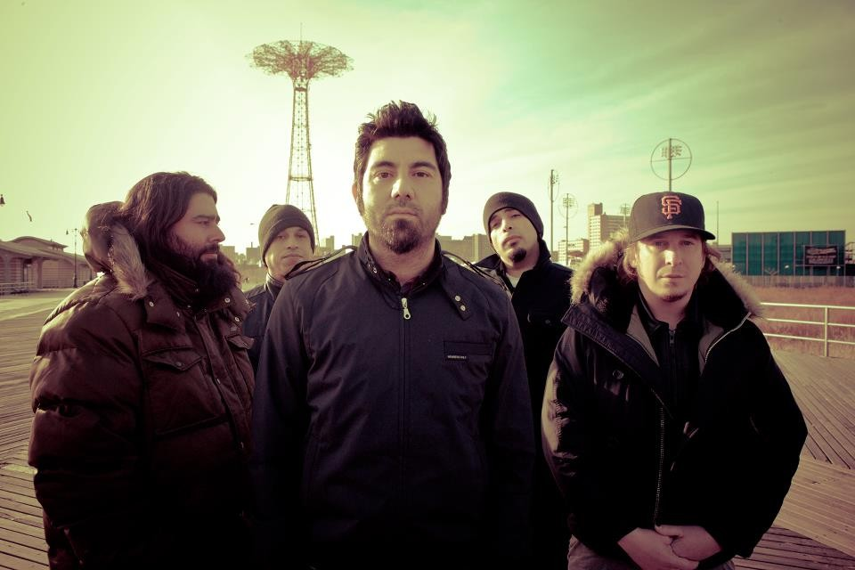 Deftones (image from artists' facebook)