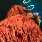 Peaches live at Liverpool's Invisible Wind Factory