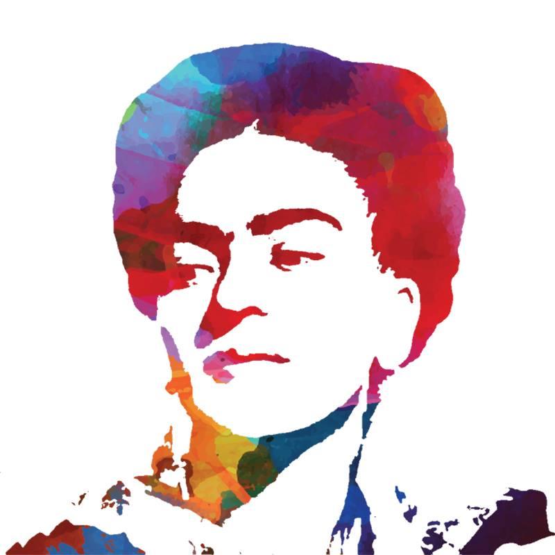 Frida Kahlo (image from Frida Kahlo Official facebook page)