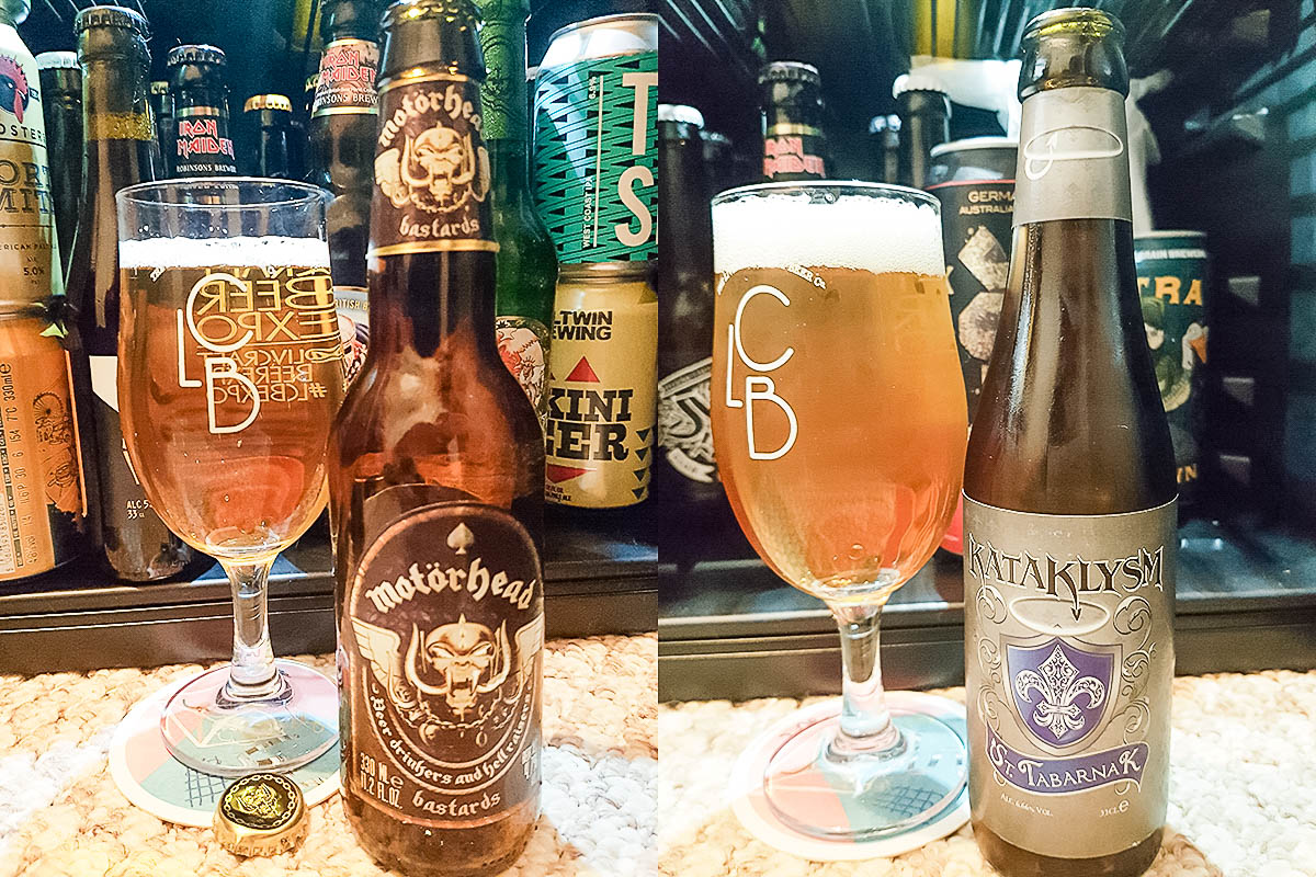 Two hardcore beers that fail to deliver