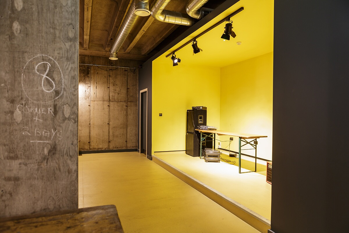 HUS music space - KOLBOX