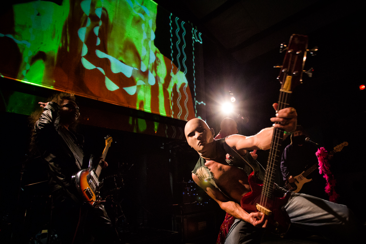 Evil Blizzard at Psych Fest 2015
