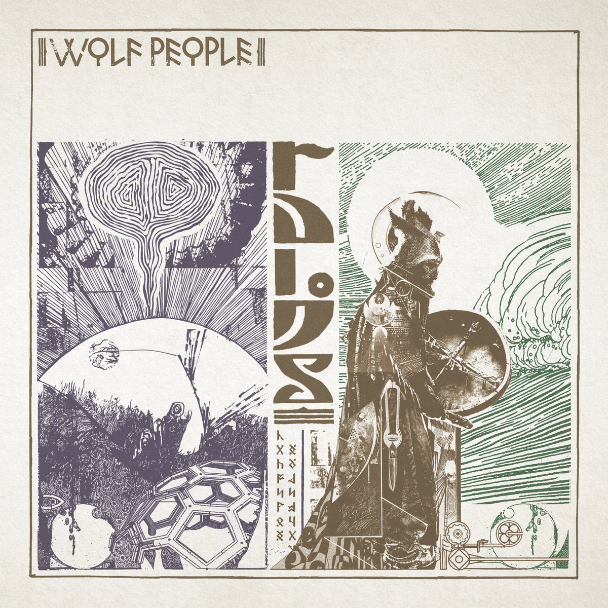 Wolf People Ruins