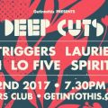 Deep Cuts at Buyers Club - Thursday February 2