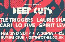 Deep Cuts at Buyers Club - Thursday February 2