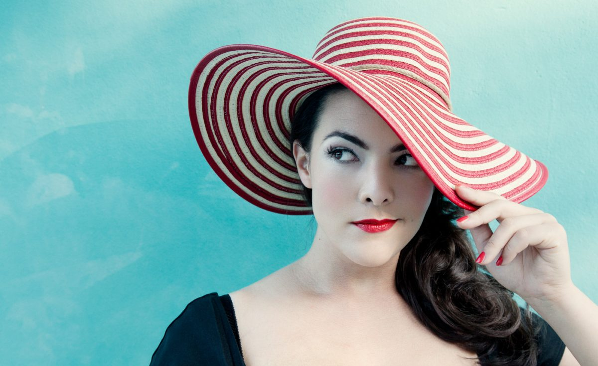 Caro Emerald - photo from artists Facebook