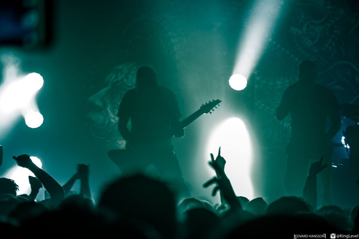 Meshuggah - Photo by Edvard Hansson