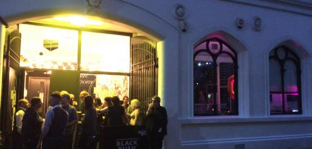 The Black Box, Belfast (pic from venue's Facebook page)