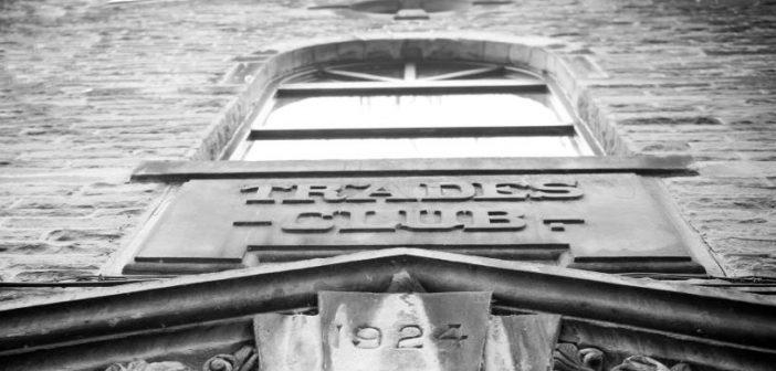 Trades Club, Hebden Bridge - pic from venues Facebook