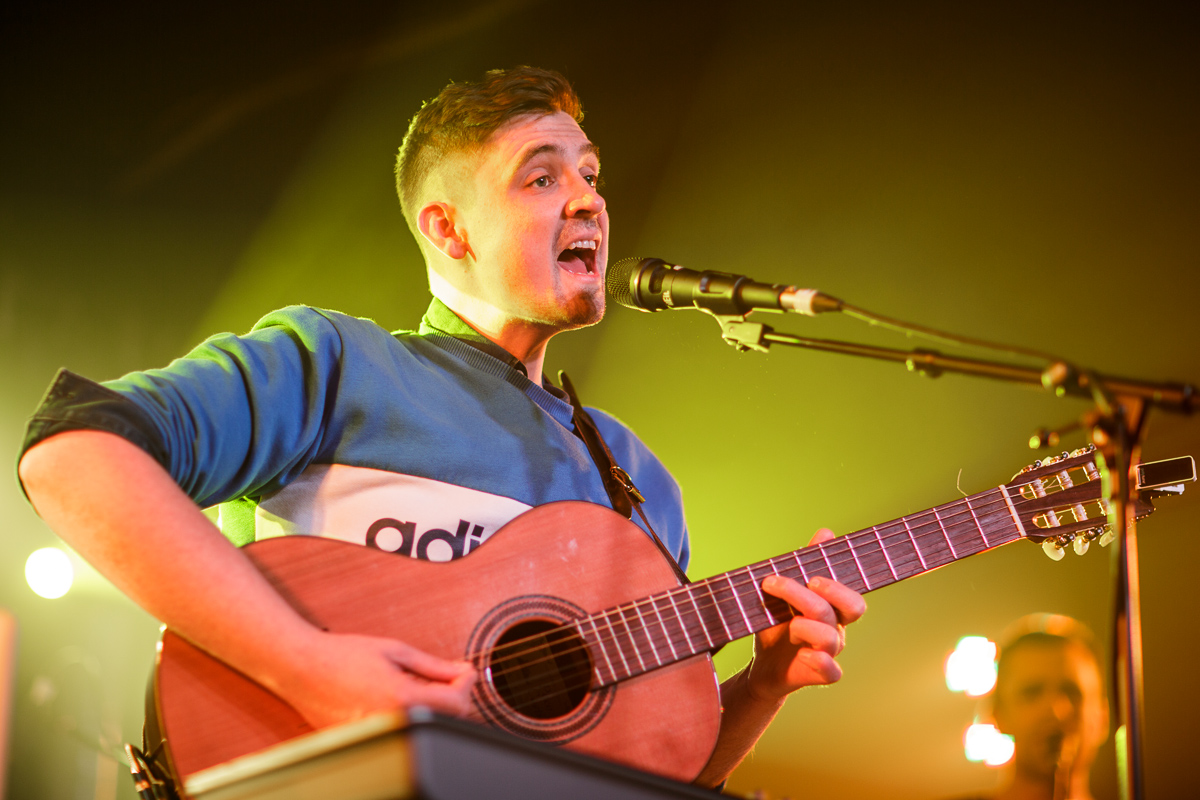 C Duncan live @ O2 Academy Liverpool