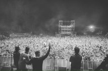 The Maccabees @ Benicassim (credit - band's website)
