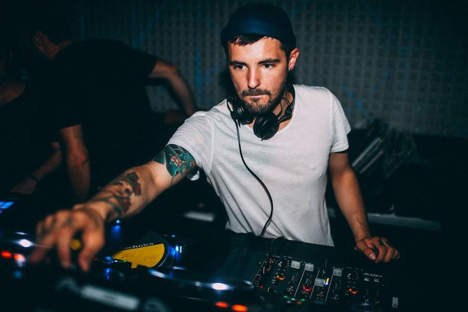 DJ Blawan (from Facebook)