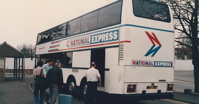 Lost Liverpool #18: Touring Tales – National Express, sleeping rough and life on the road with your favourite band