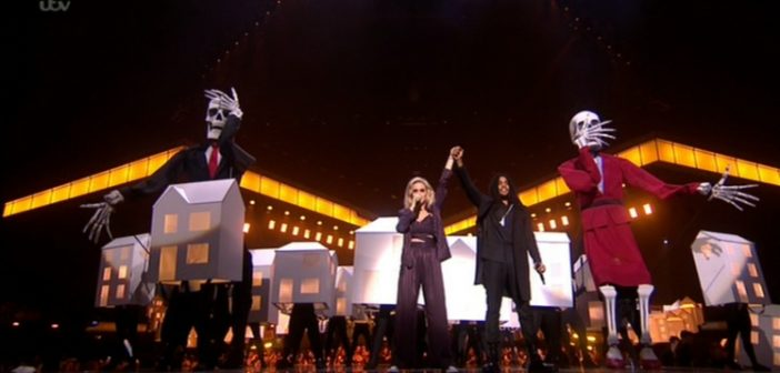 Cosmic Slop #101: BRIT Awards 2017 – pop's sad wank