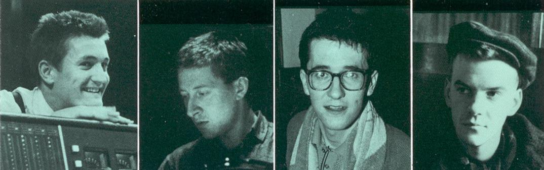 The Housemartins' classic line-up
