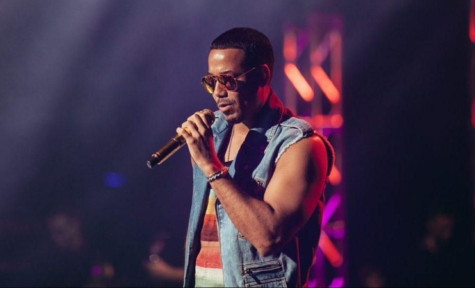 Latin dance music star Romeo Santos - Image: artists Facebook page