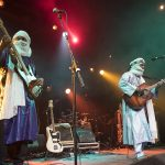 Tinariwen at Invisible Wind Factory - an Africa Oyé event