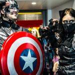Captain America and the Winter Soilder