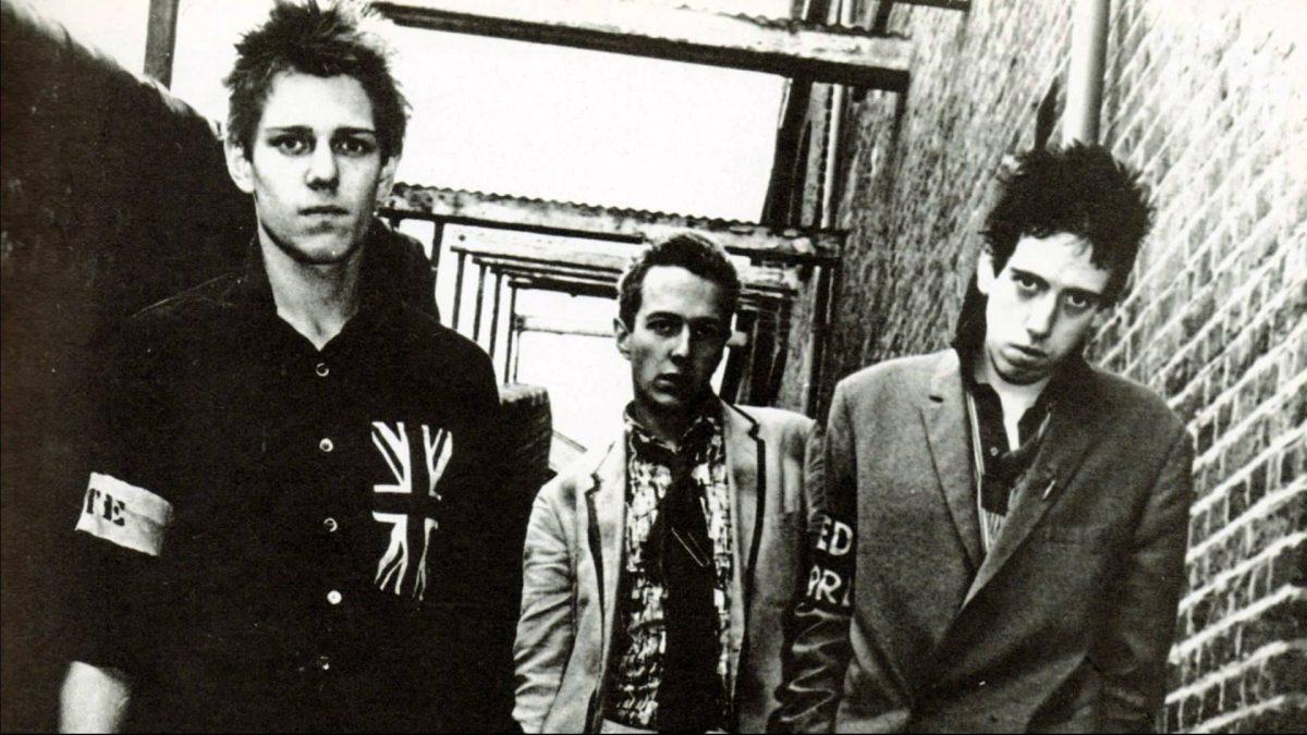 The Clash in 1977