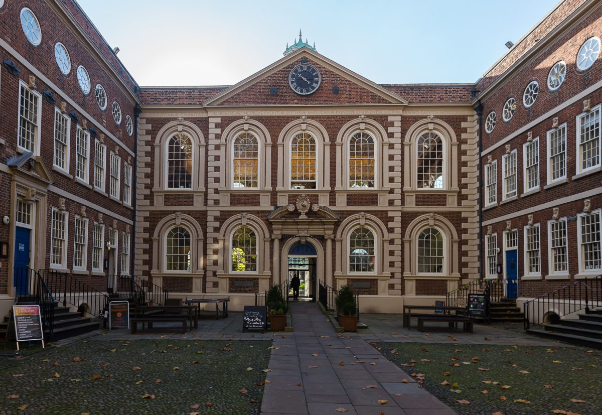 Bluecoat (Credit:Brian Roberts)