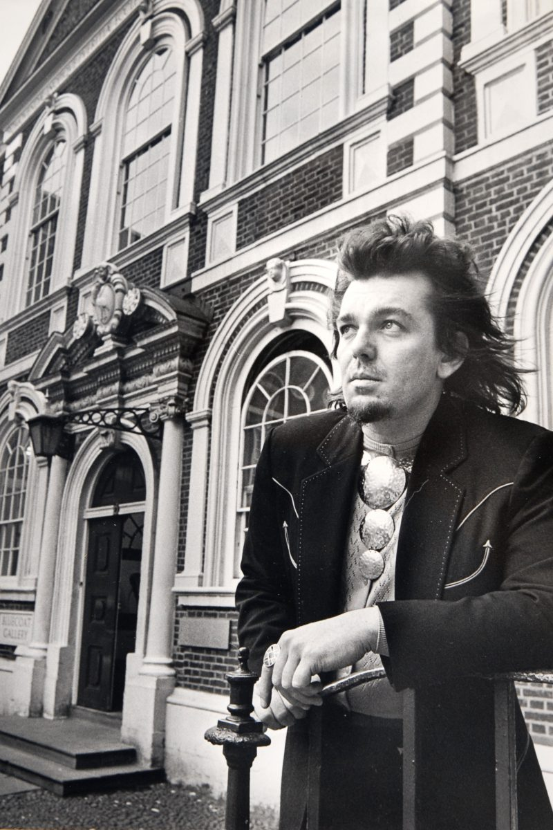 Beefheart at Bluecoat 1972